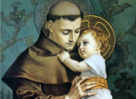 """Preghiera molto efficace per chiedere una grazia a Sant'Antonio """"Il Santo dei miracoli"""""""