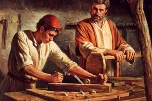 Preghiera a San Giuseppe lavoratore per chiedere la grazia di un lavoro o un bisogno urgente