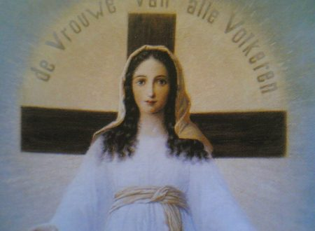 La Madonna dice che questa preghiera è potente e importante davanti a Dio
