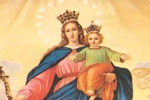 """Supplica a Maria Ausiliatrice per chiedere aiuto """"La Madonna dei momenti difficili"""""""