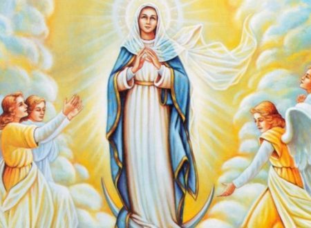 """Coroncina a Maria """"Madre della speranza"""" per chiedere un aiuto particolare"""