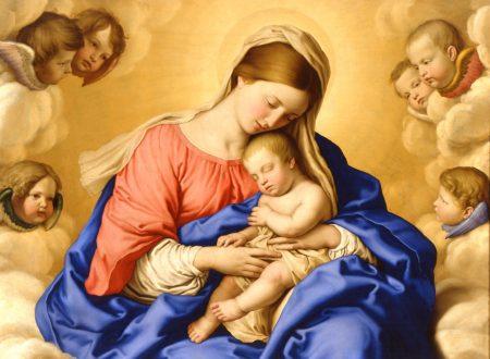Invocazione alla Madre di Dio per ottenere una grazia particolare e protezione