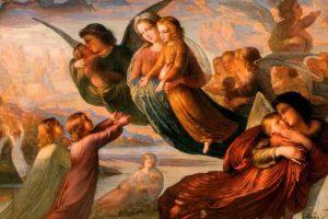 Una Giaculatoria per liberare 1000 anime dal Purgatorio dettata dalla Madonna