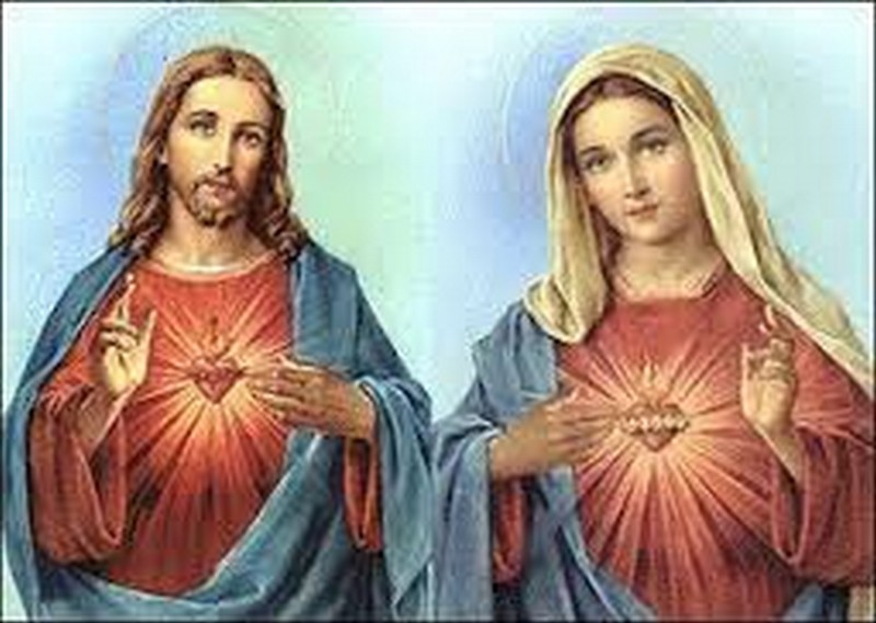Risultati immagini per Gesù e la Madonna pubblicità