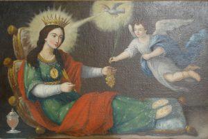 Una devozione molto praticata per avere grazie spirituali e corporali