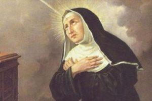 Questa devozione a Santa Rita ci aiuta ad avere una grazia difficile
