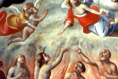 Preghiera dettata da Gesù per liberare le Anime dal Purgatorio