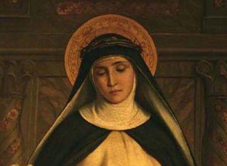 Oggi è Santa Caterina da Siena. Preghiera per domandare favori