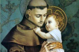 Preghiera a Sant'Antonio per ottenere una grazia speciale