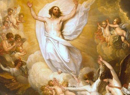 Preghiera dell'Ascensione a Gesù per chiedere una grazia