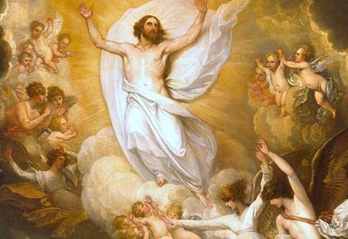 Guida allo studio della storia biblica dell'Ascensione di Gesù