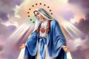 Preghiera dettata dalla Madonna che ha un valore immenso