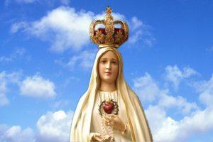 Supplica alla Madonna di Fatima da recitare oggi per chiedere una grazia