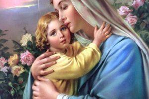 Preghiera molto potente per implorare grazie alla Madre di Dio