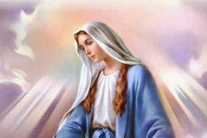 Preghiera da recitare a Maria nel mese di Maggio per chiedere una grazia