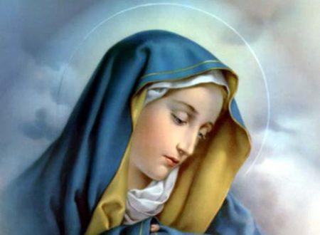 Preghiera rivelata dalla Madonna per accogliere le nostre richieste