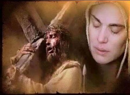 """Gesù promette: """"chi pratica questa devozione è scritto nel mio Cuore e otterrà una grazia dal Padre mio"""""""