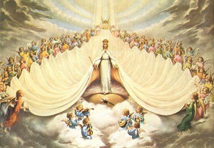 La preghiera più bella che si possa recitare alla Vergine Santa