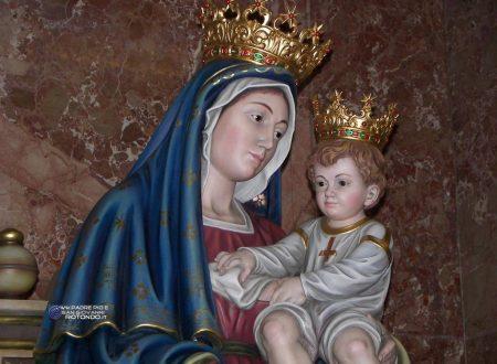 """Potente supplica alla """"Madonna delle grazie"""" per domandare una grazia"""