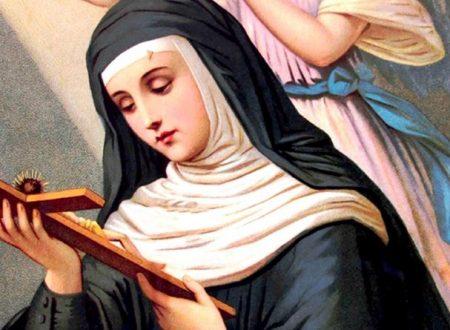 La preghiera potente da recitare a Santa Rita per una situazione disperata