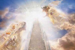 Gesù spiega come avviene l'ingresso di un'anima nel Paradiso
