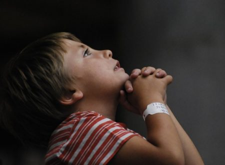 Vangelo, Santo, preghiera del 24 Maggio