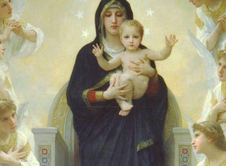 Recita questa supplica alla Madonna per chiedere l'aiuto degli Angeli