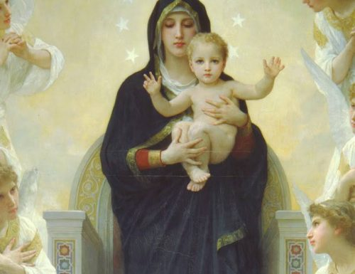 August 5, Our Lady's birthday, we wish you well with this prayer