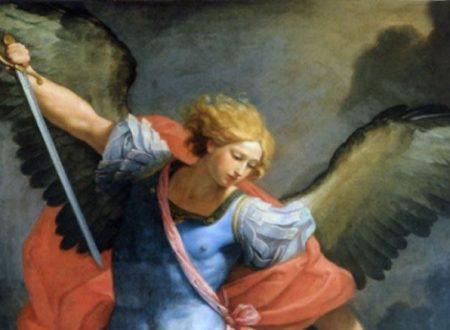 Breve esorcismo dettato da San Michele molto efficace per allontanare il male
