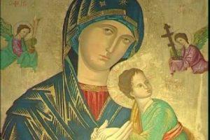 """Supplica alla Madonna del """"perpetuo soccorso"""" per chiedere una grazia"""