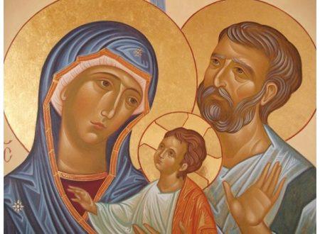 Coroncina alla Santa Famiglia da recitare oggi per chiedere salvezza delle nostre famiglie