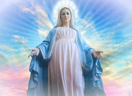 Coroncina da recitare a Maria nel mese di Maggio