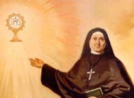 18 Febbraio Santa Geltrude Comensoli. Preghiera per chiedere una grazia