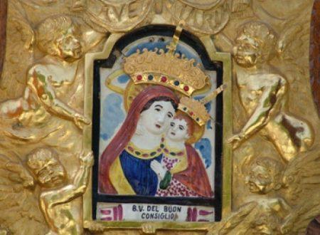 Supplica alla Madonna del buon consiglio per chiedere aiuto