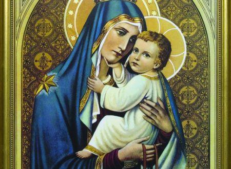 Preghiamo la Madonna del Carmine per il nostri defunti