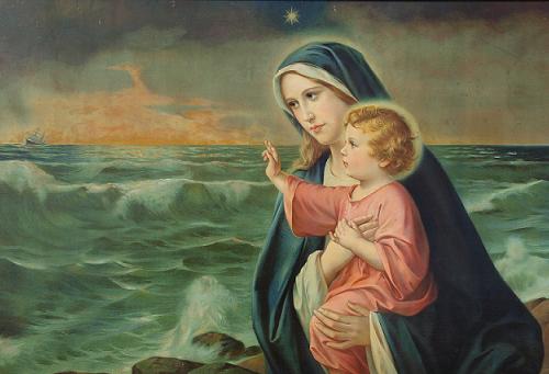 """Invochiamo la Madonna di """"farci Santi"""" con questa coroncina"""