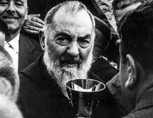 Kujitolea kwa Watakatifu na wazo la Padre Pio leo 22 Novemba