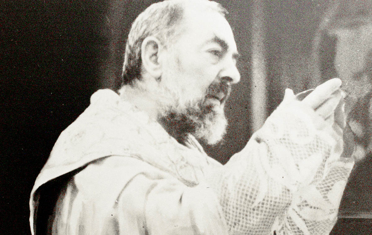 Devozione ai Santi: il pensiero di Padre Pio 11 Novembre