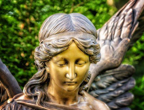 Un angelo trafigge il cuore di Santa Teresa d'Avila