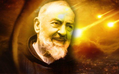 Il pensiero di Padre Pio oggi 27 Novembre