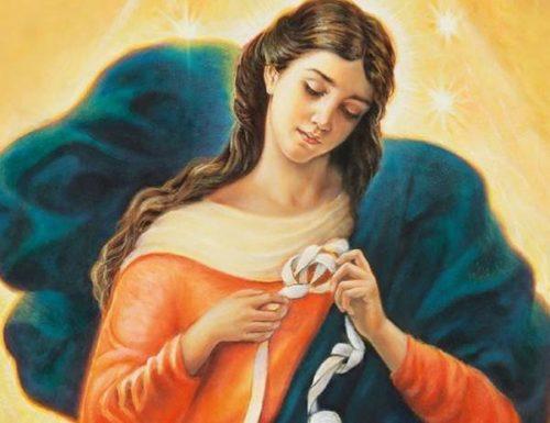 Право лице Марије, Мајке Божје