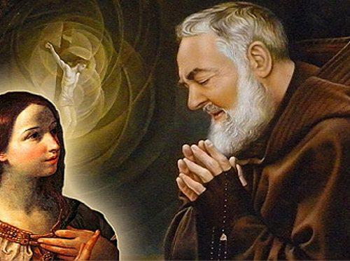 Kujitolea kwa Watakatifu: wazo la Padre Pio leo Novemba 20