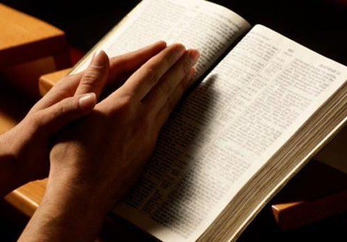 """د ورځې وقف: اکثرا تکرار کړئ """"عیسی زه غواړم ټول ستاسو شي"""""""