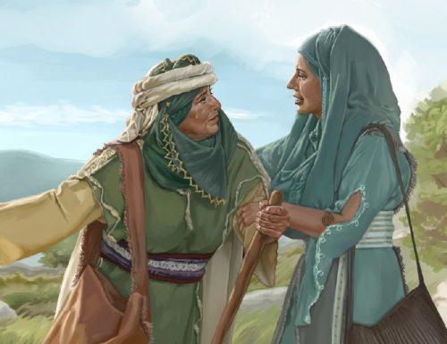 Biografia di Ruth nella Bibbia