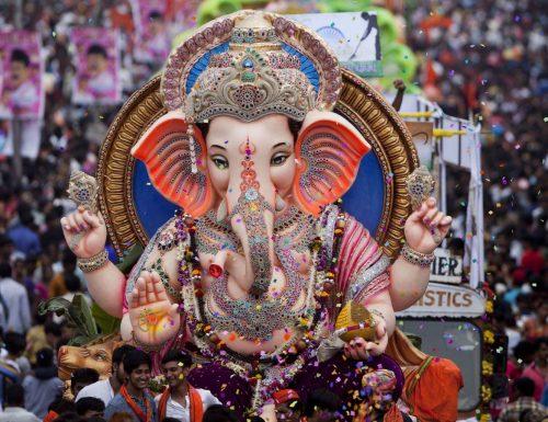 Il festival di Ganesh Chaturthi