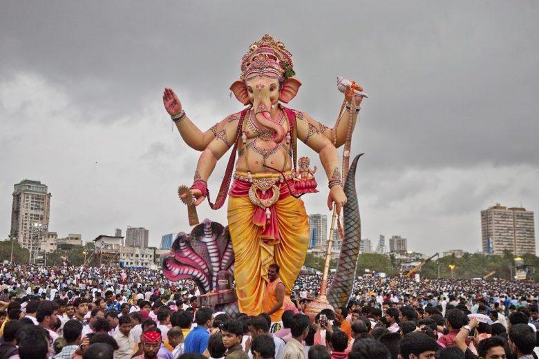 Muujiza wa maziwa ya Ganesha