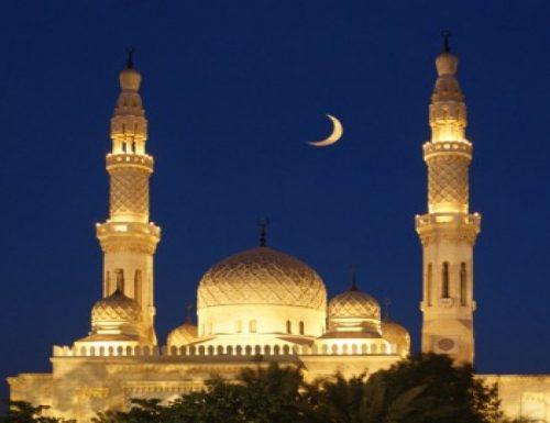 Una storia della falce di luna nell'Islam