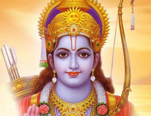I nomi di Lord Rama nell'Induismo