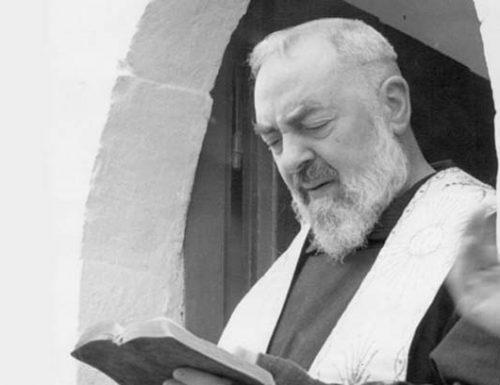 Kujitolea kwa Watakatifu: wazo la Padre Pio leo Novemba 16