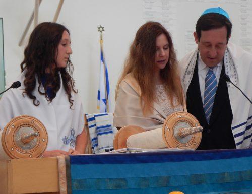 La cerimonia e la celebrazione di Bat Mitzvah